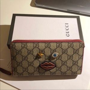 Authentic Gucci Wallet (Repost)